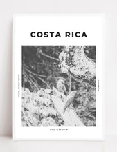 Load image into Gallery viewer, Costa Rica 'A Little Parrot Told Me' Print