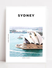 Load image into Gallery viewer, Sydney 'Grand Opera' Print