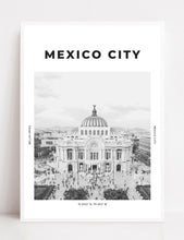 Load image into Gallery viewer, Mexico City 'Golden Opportunity' Print