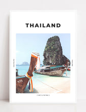 Load image into Gallery viewer, Thailand 'Planet Phi Phi' Print