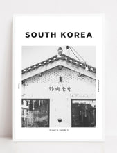 Load image into Gallery viewer, South Korea 'Seoul Searchin' Print