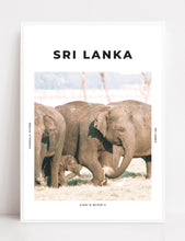 Load image into Gallery viewer, Sri Lanka 'Dream Big' Print