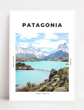Load image into Gallery viewer, Patagonia 'Like Nothing Else On Earth' Print