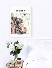 Load image into Gallery viewer, Sydney 'Kimmy Koala' Print
