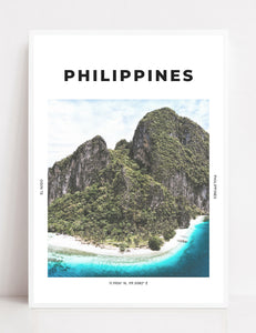Philippines 'Heaven On Earth' Print