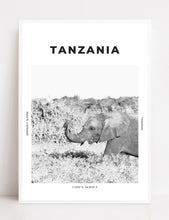 Load image into Gallery viewer, Tanzania 'Nelly' Print