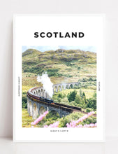 Load image into Gallery viewer, Scotland 'Scottish Magic' Print