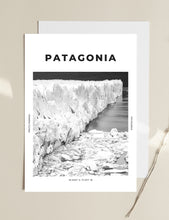 Load image into Gallery viewer, Patagonia 'The Big Blue Glacier' Print