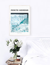 Load image into Gallery viewer, Perito Moreno 'Patagonia's Masterpiece' Print