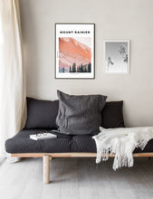Load image into Gallery viewer, Mount Rainier 'Mountain Glow' Print