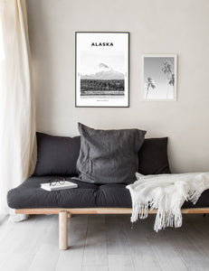 Alaska 'Magic Of The Mountains' Print
