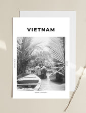 Load image into Gallery viewer, Vietnam 'Morning At Mekong Delta' Print