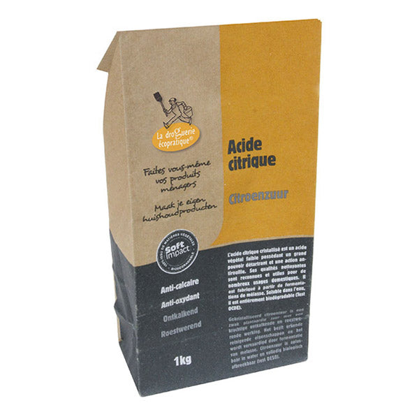 Acide citrique 1kg