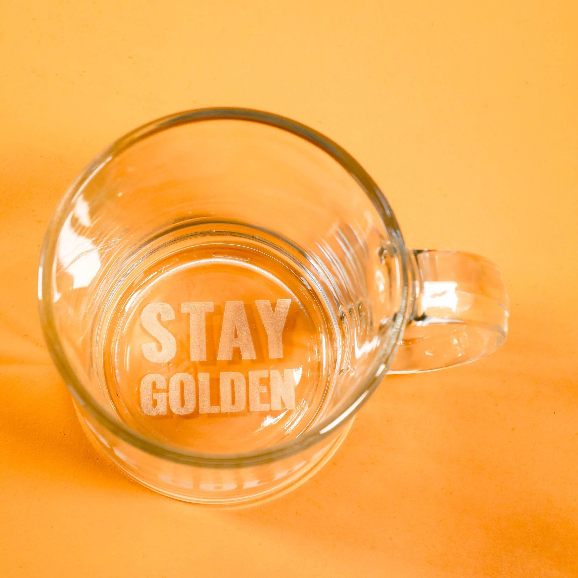 Be Golden Mug