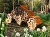 Woodstock Hexagons Log Store