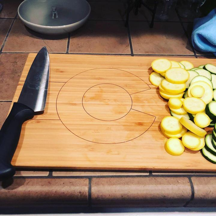 Colorado Flag Cutting Board