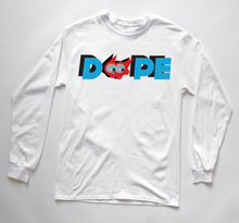 "Load image into Gallery viewer, Pinksick ""Beebo Dope"" Long Sleeve Fitted Crew - Pinksick and Company"