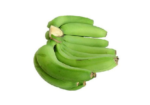 Banana Raw (Price per 500 gms) - FAST AND FRESH  GLOBAL LLP