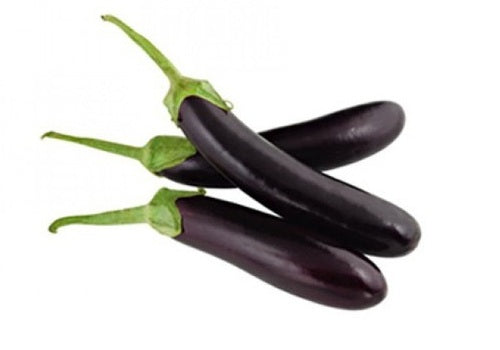 Brinjal Long (Price per 500gms) - FAST AND FRESH  GLOBAL LLP
