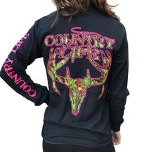 Load image into Gallery viewer, Camo Skull - Black/Pink