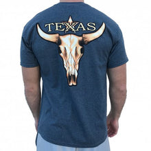 Load image into Gallery viewer, Texas Bull Skull - Gray
