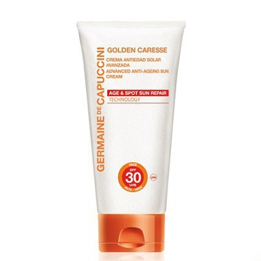 Advanced Anti-Age Sun Cream SPF30 gelaat