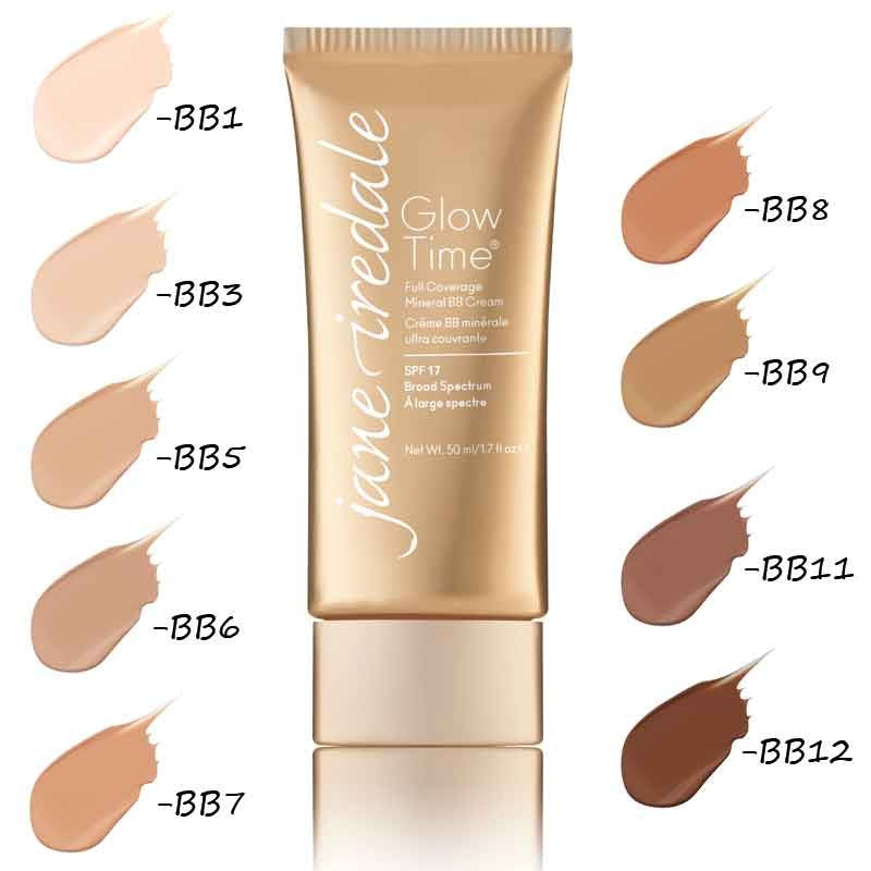 Glow Time™ Full Coverage Mineral BB Cream - BB1