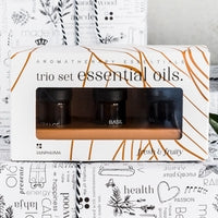 Trio Essential Oils - Fresh & Fruity
