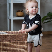 Load image into Gallery viewer, Soft Organic Cotton Baby Boy Suit | Stylish Spoty Clothing