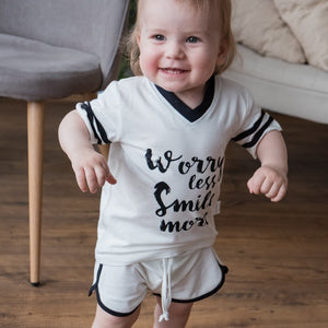 Soft Organic Cotton Baby Boy Suit | Stylish Spoty Clothing