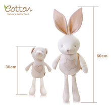 Load image into Gallery viewer, cute baby soft toy rabbit & bear