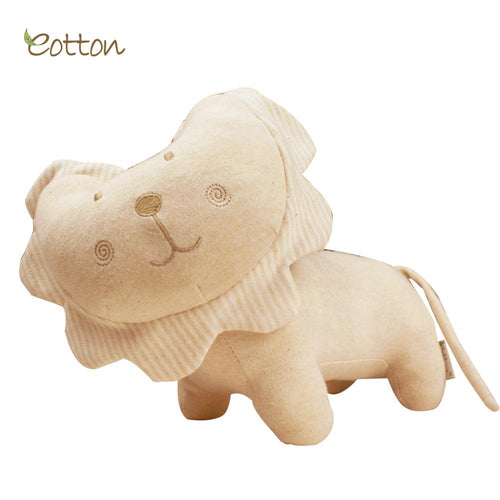 Jungle toys Toy eotton Toy Leo Lion