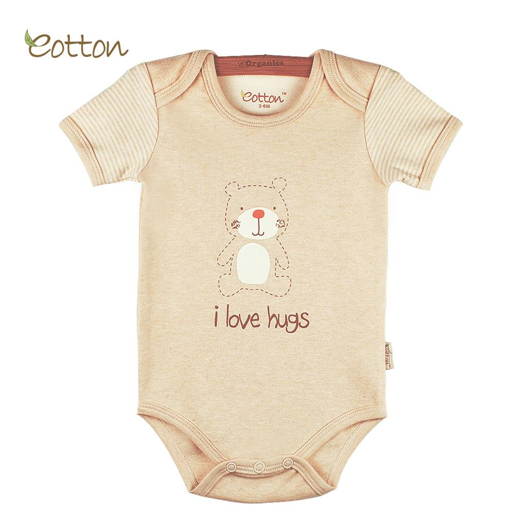 Short sleeve bodysuit Clothing eotton Bear Newborn 00