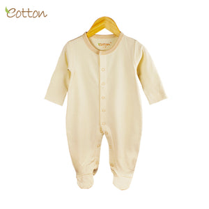 organic baby footie romper softest pajama