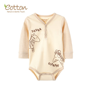 Finest Organic Cotton Baby Bodysuit