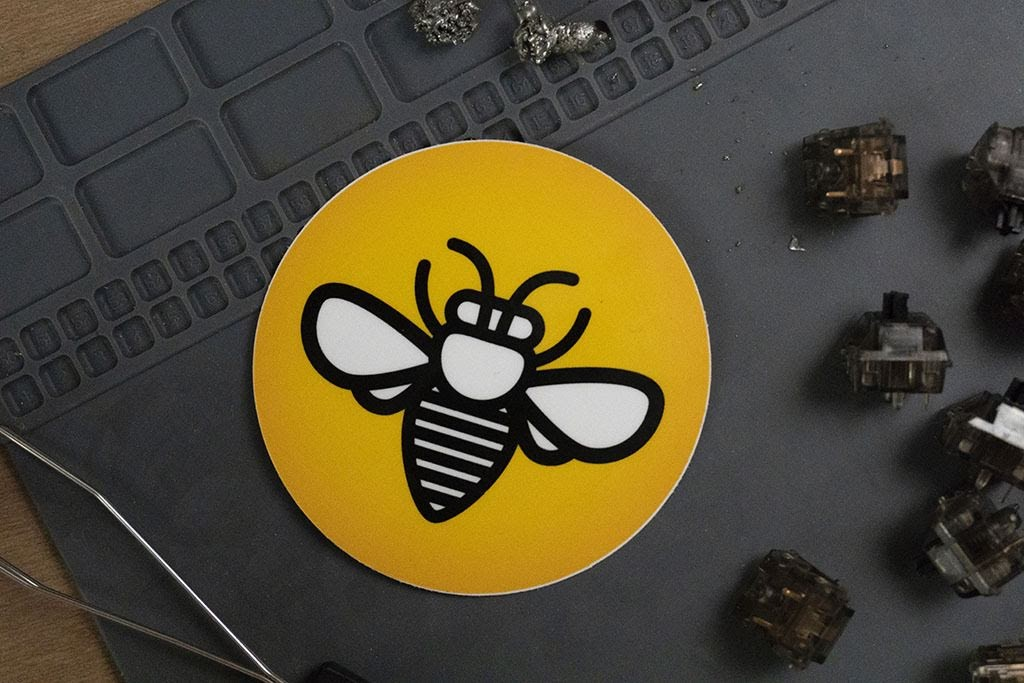 Apiary Sticker