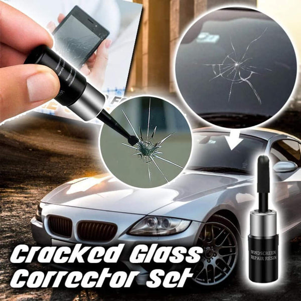 Automotive & Cellphone Glass Repair Fluid
