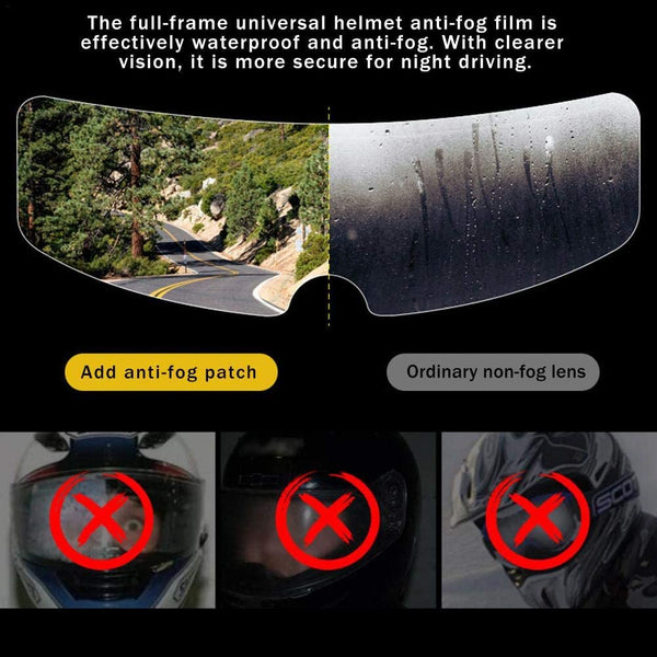 BUY 1 TAKE 1 ANTI-RAIN & FOG FILM (FREE MIRROR FILMS)