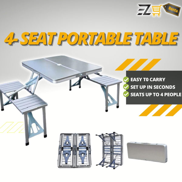 Portable Table (4 Seating Variations)