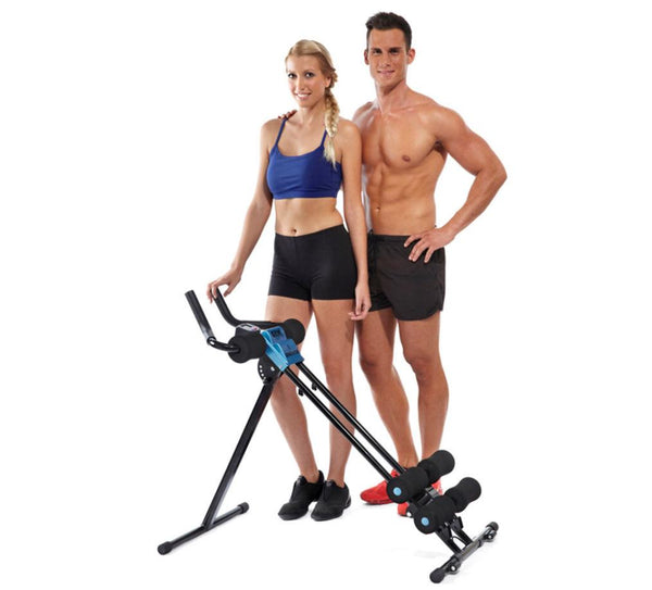 Ab Generator & Full Body Workout Machine(1-Year Warranty)