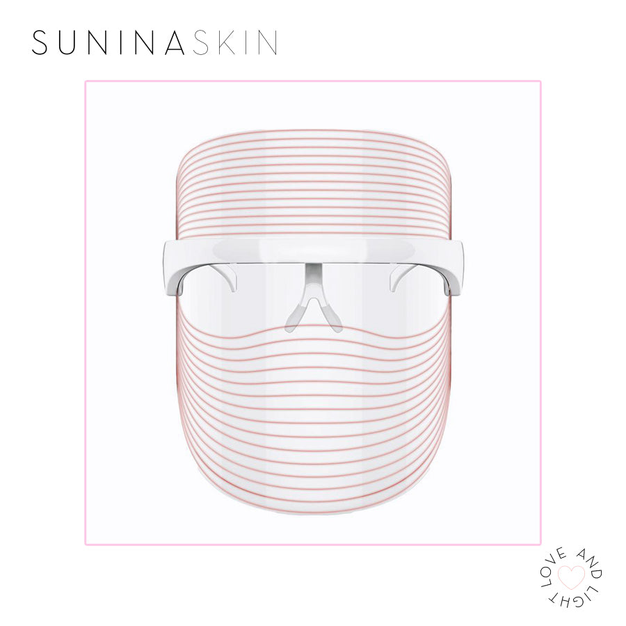 3 Color LED Mask - Sunina Skin