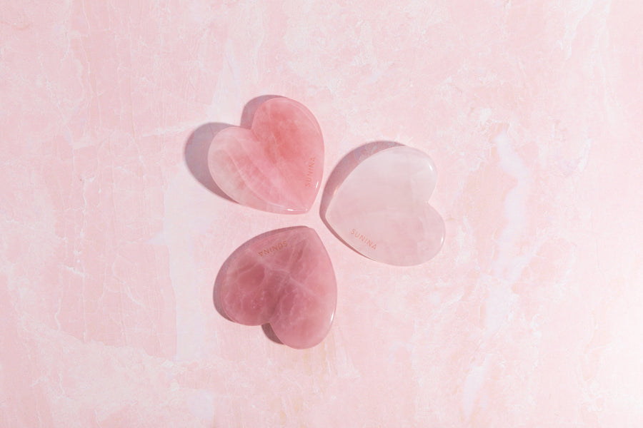The Heart Gua Sha - Sunina Skin