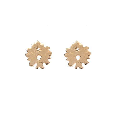Small Klecks Stud Earring