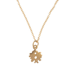 Small Klecks Charm Necklace