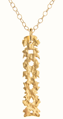 Kleck Column Necklace