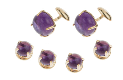 Cabochon Stud Set (5 options)