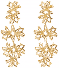 Long Fiesta Earring
