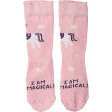 Load image into Gallery viewer, I am Magical Kids Socks
