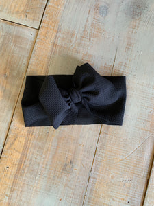 Big Bow Headwrap
