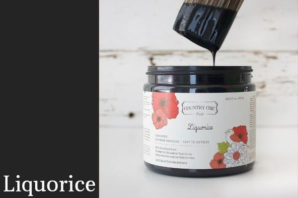 Liquorice All-In-One Paint